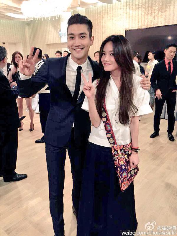 Siwon X Liu Wen Quot Let S Fall In Love Quot Ep 2 Omona They