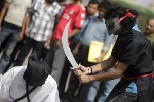 казнь оппозиционера в саудовской аравии