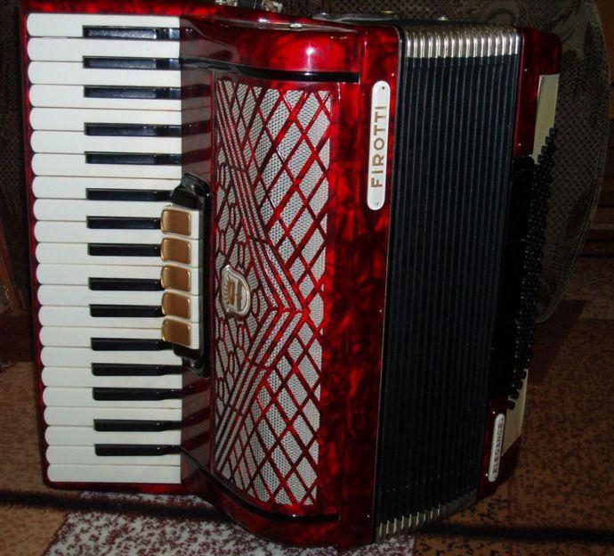 аккордеон фиротти