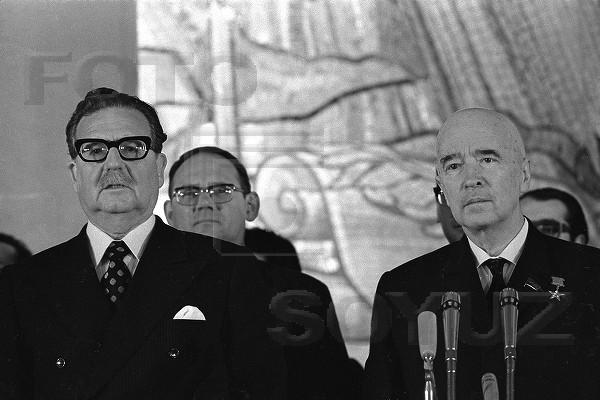 сальвадор альенде в мгу сентябрь? 1972