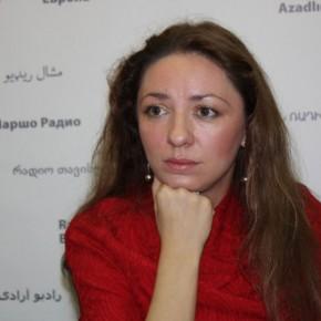 Олеся Яхно супруга известного российского политтехнолога Станислава Белковского