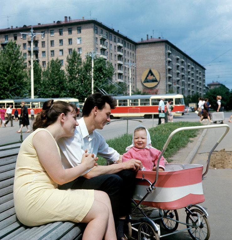 семья москва 1969