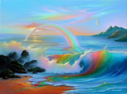 мир радуги