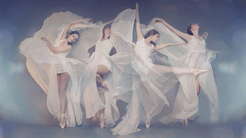 Jan Masny. Танец - безмолвная музыка