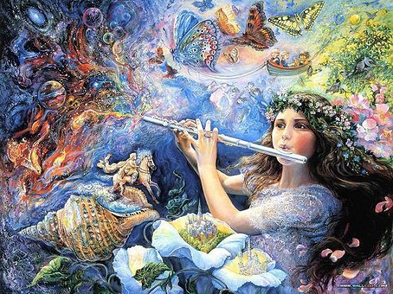 флейта ЖУолл