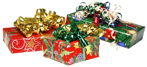НГ  подарки