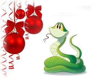 год змеи