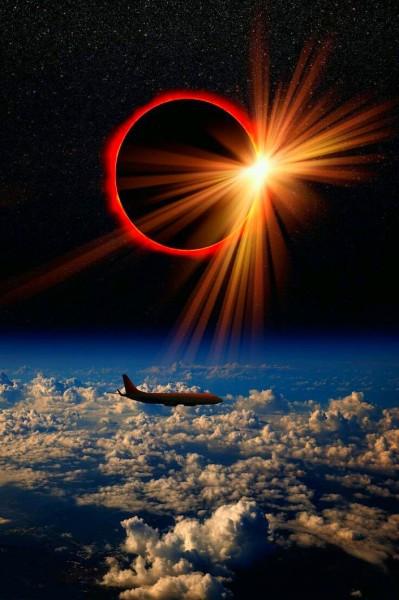 солнечное затмение в Козероге 26 декабря