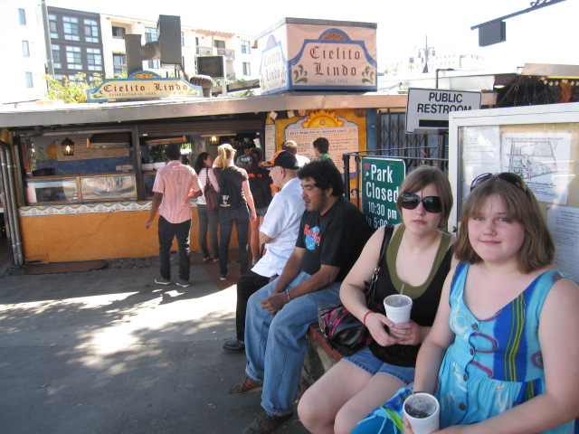 Kendra & Audrey in LA 055
