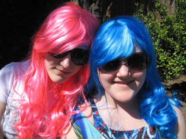 Kendra & Audrey in LA 039