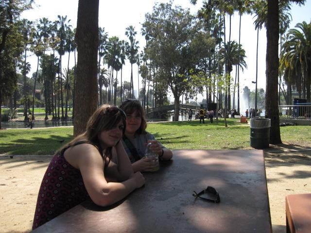 Kendra & Audrey in LA 066
