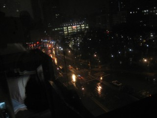 union sq night