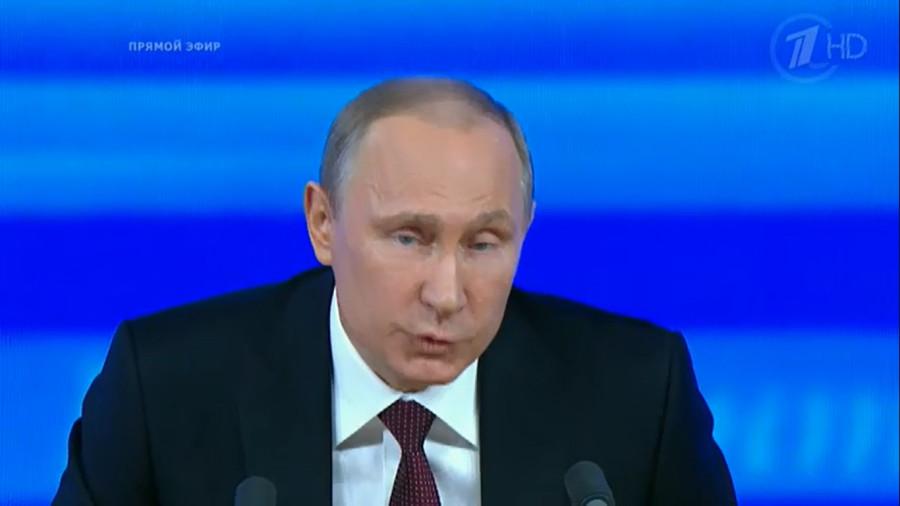 забавный Путин (3)