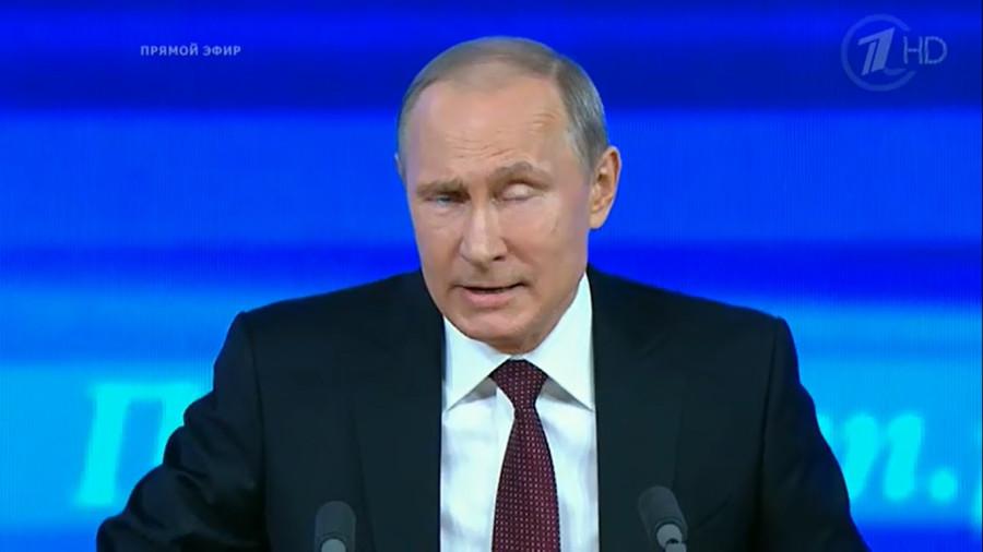 забавный Путин (1)