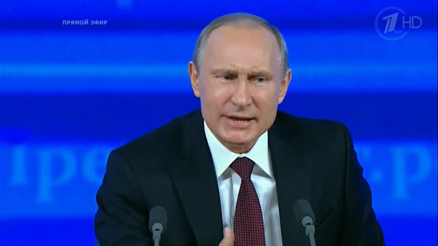забавный Путин (5)
