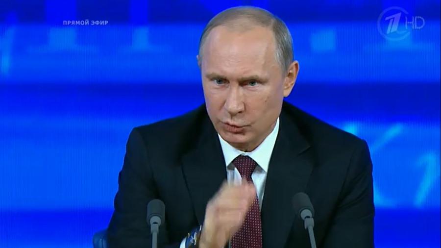 забавный Путин (6)