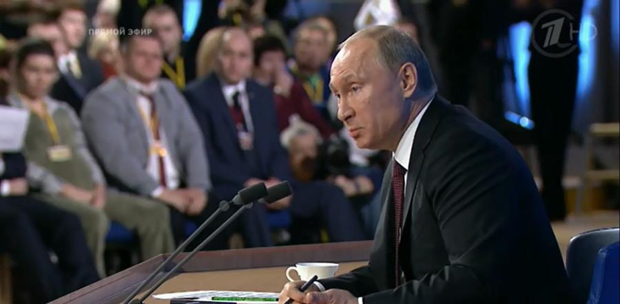 забавный Путин (9)