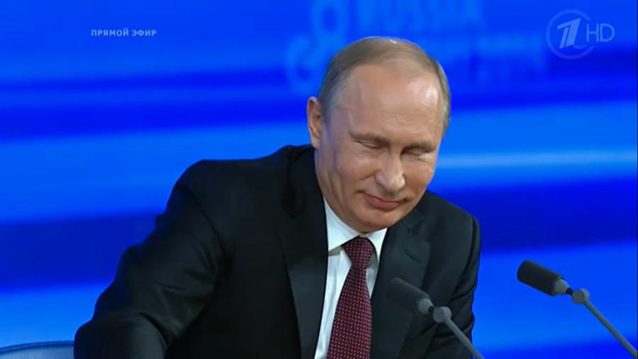 забавный Путин (13)