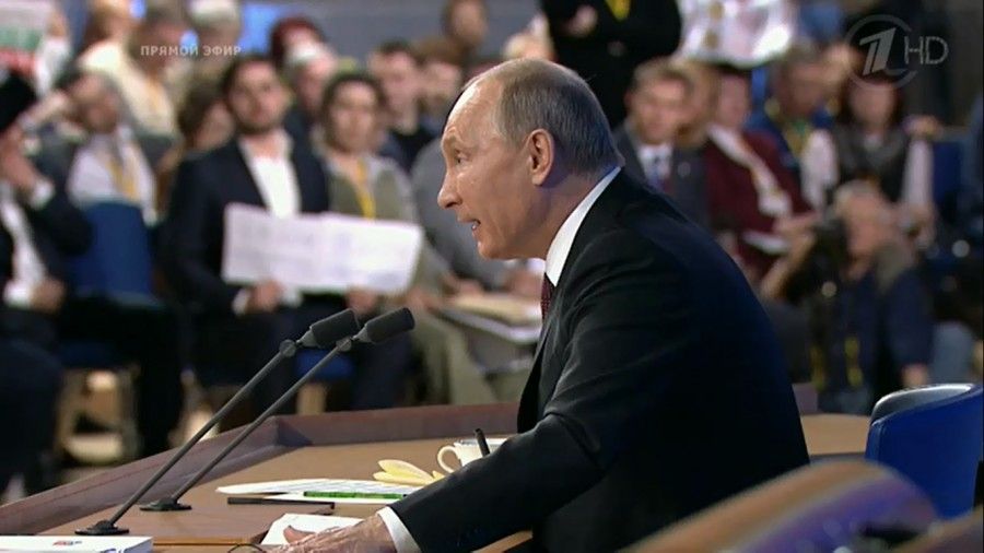 забавный Путин (15)