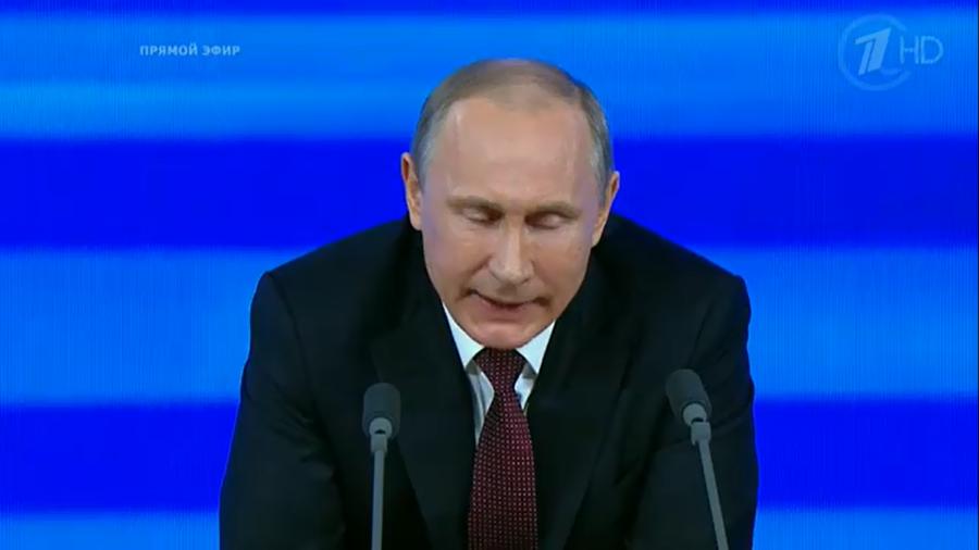 забавный Путин (17)