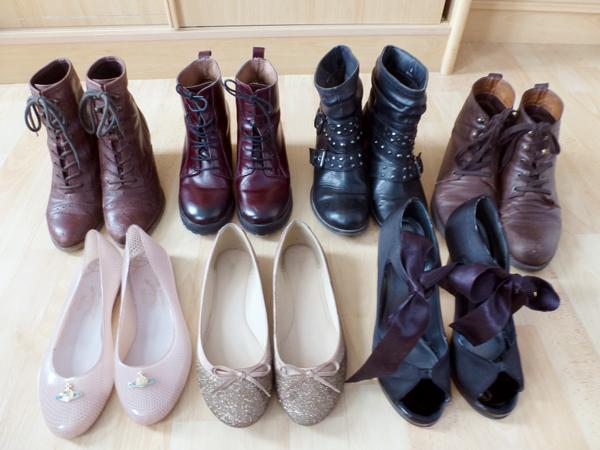 17 shoes