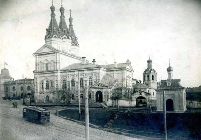 Новый собор Усекновения главы Иоанна Предтечи 1905-1917 г.