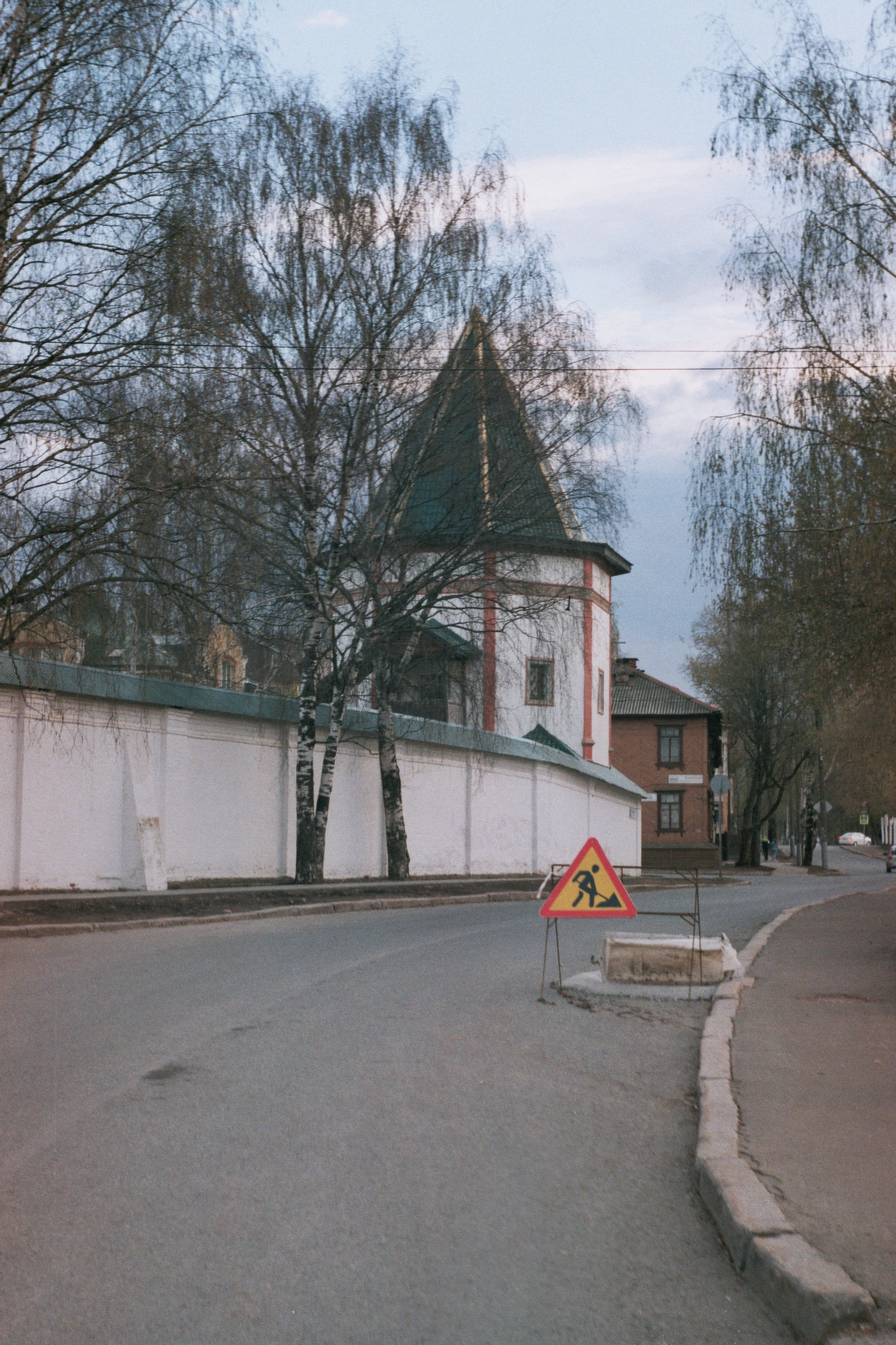 Ограда Трифонова монастыря