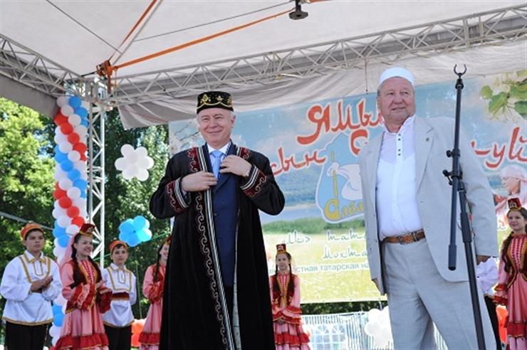 Сценарий фольклорного праздника в летнем лагере