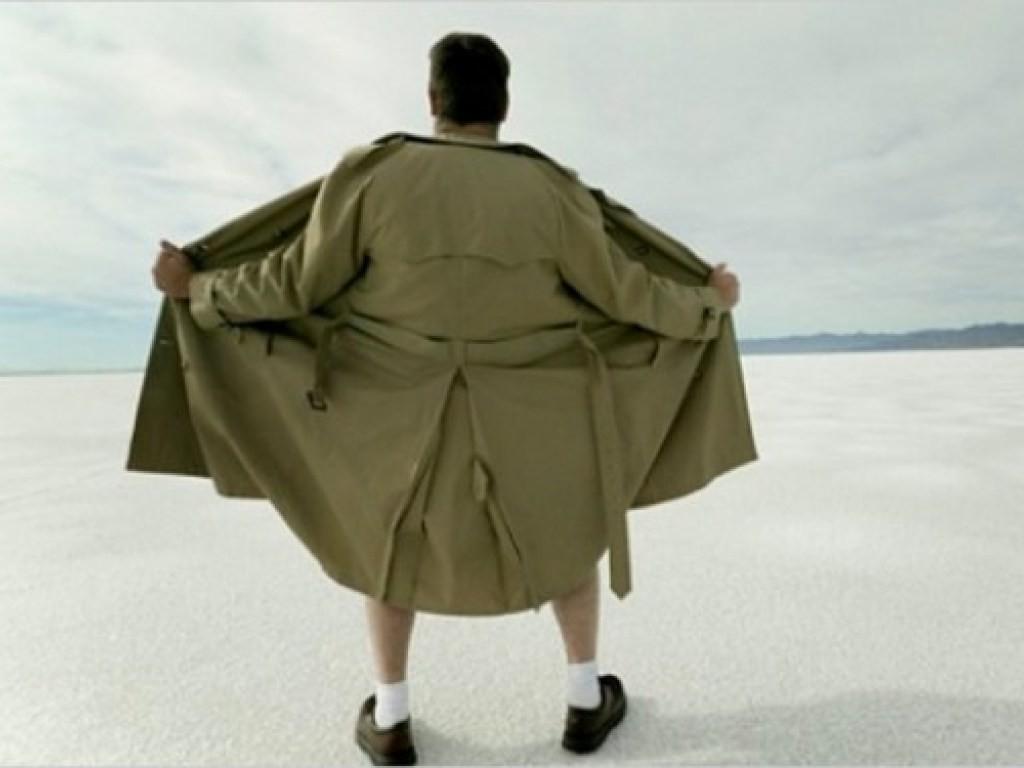Бедный Ёдик: пальто на голое тело или подготовка к спецоперации