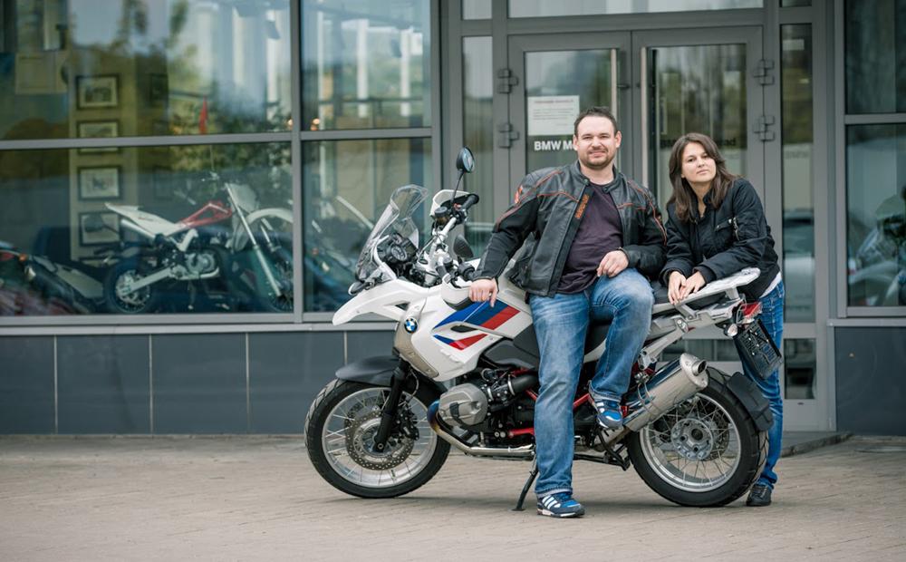 Самбул и Даша против Конца Света _ Кругосветное путешествие на мотоцикле