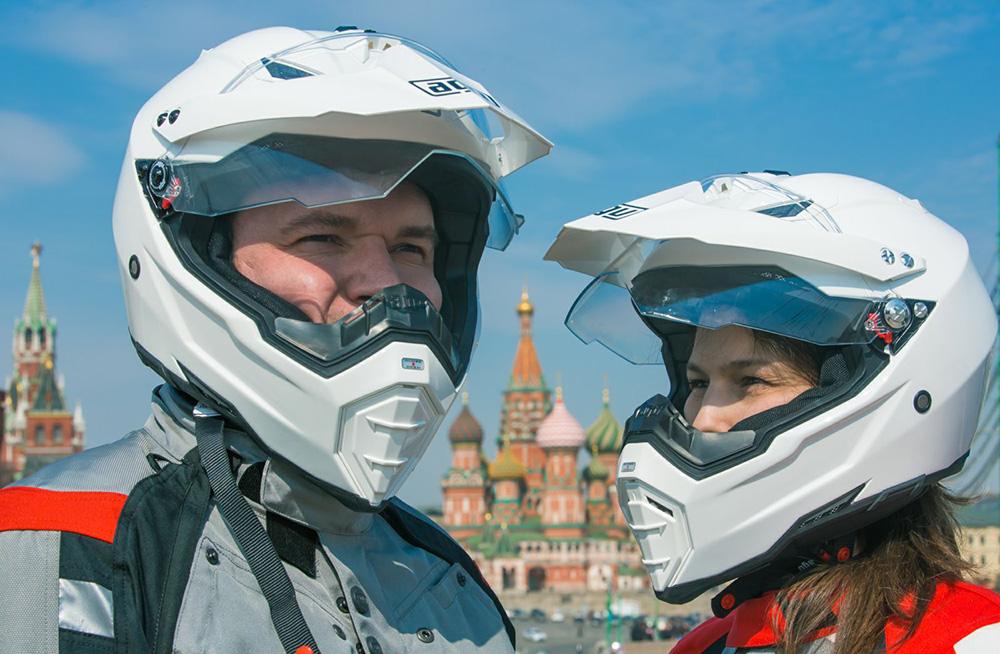 Шлемы AGV AX-8 DUAL