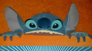 stitch headboard close