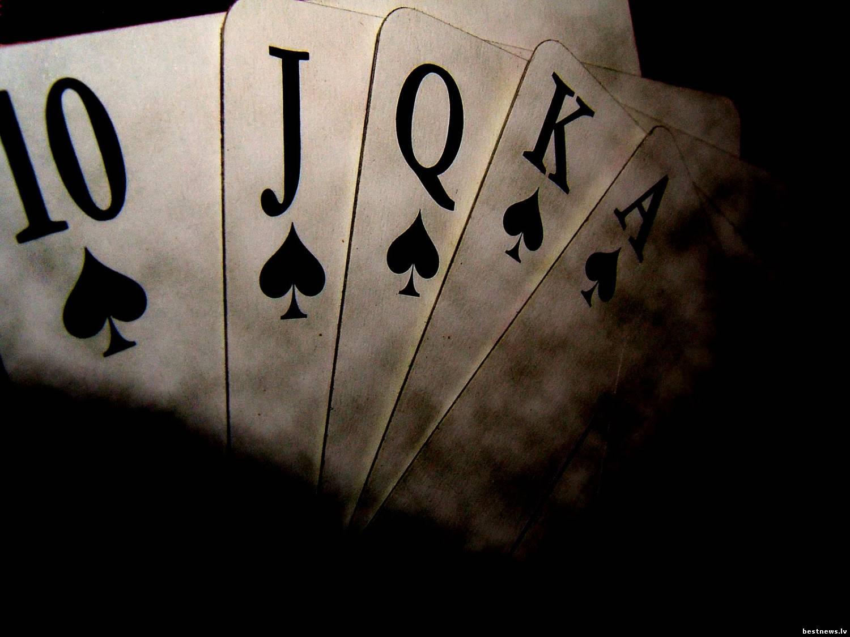 игры карты игральные азартные  № 1898168 загрузить