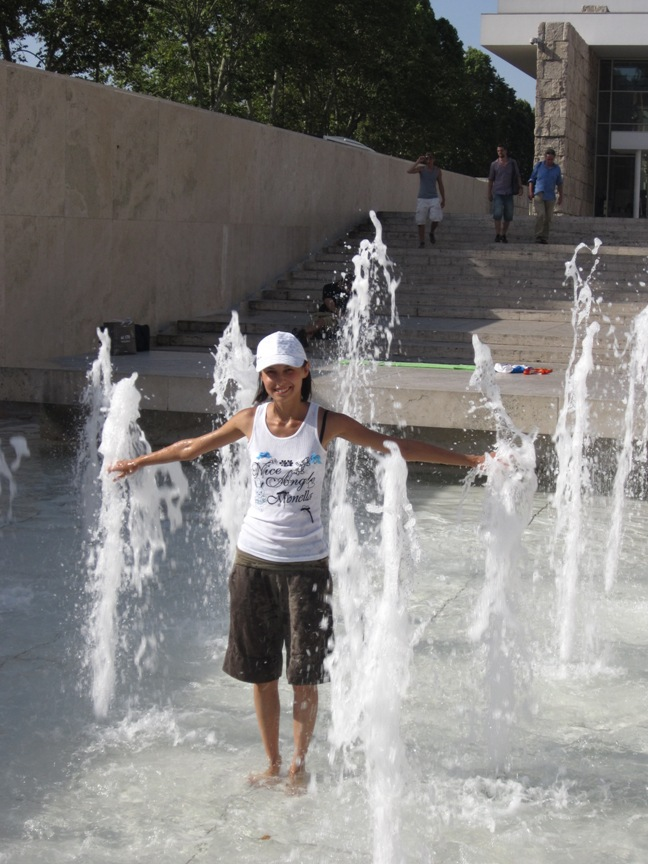 Рим-фонтан