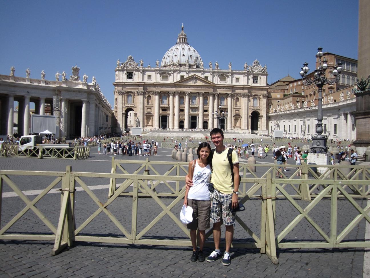 Рим-Ватикан