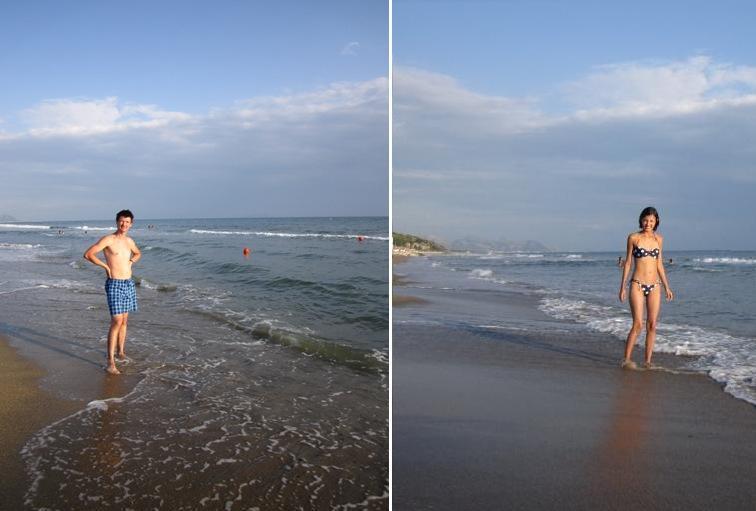 Скаури-море