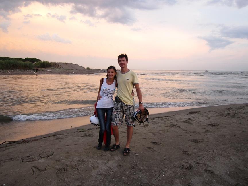 Скаури-река-в-море