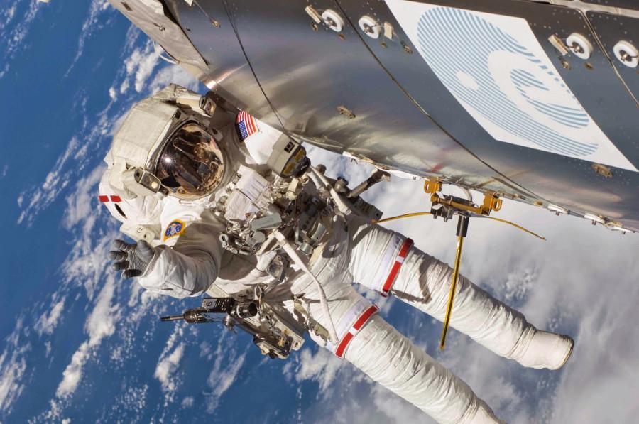 Саманта Кристофоретти - журнал подготовки к экспедиции на МКС