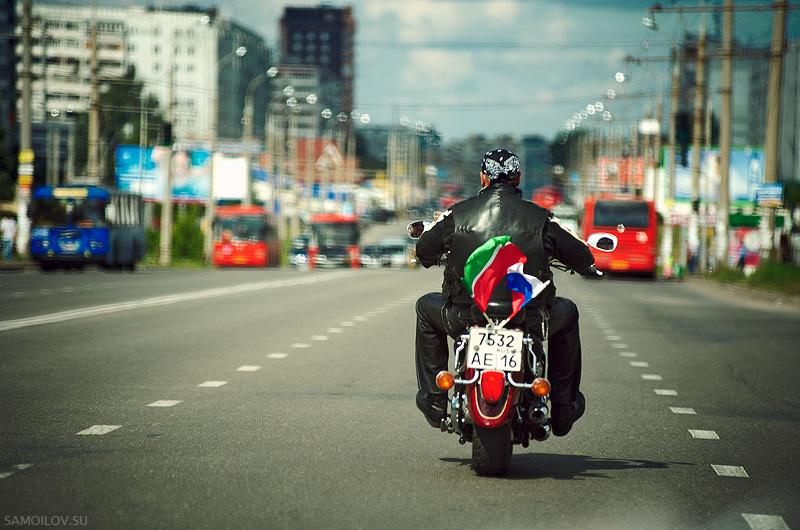 фотограф Олег Самойлов байкер большой мотоцикл спортивный фотограф Казань