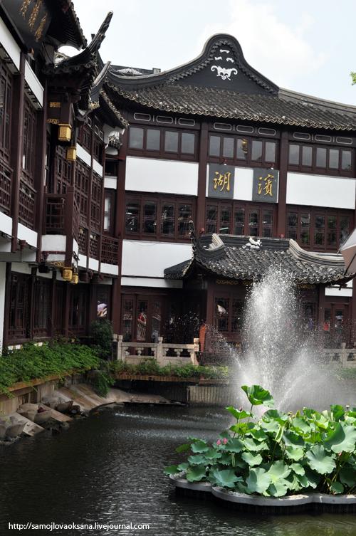 Сад Юйюань  (7)