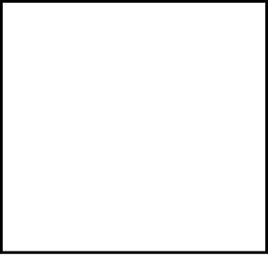 Белый квадрат.