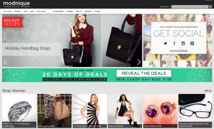 modnique.com, интернет-шоппинг, sample sales, flash sales, закрытые распродажи, купон на скидку