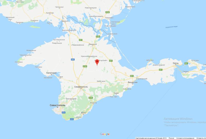 Ок, Google, чей Крым?