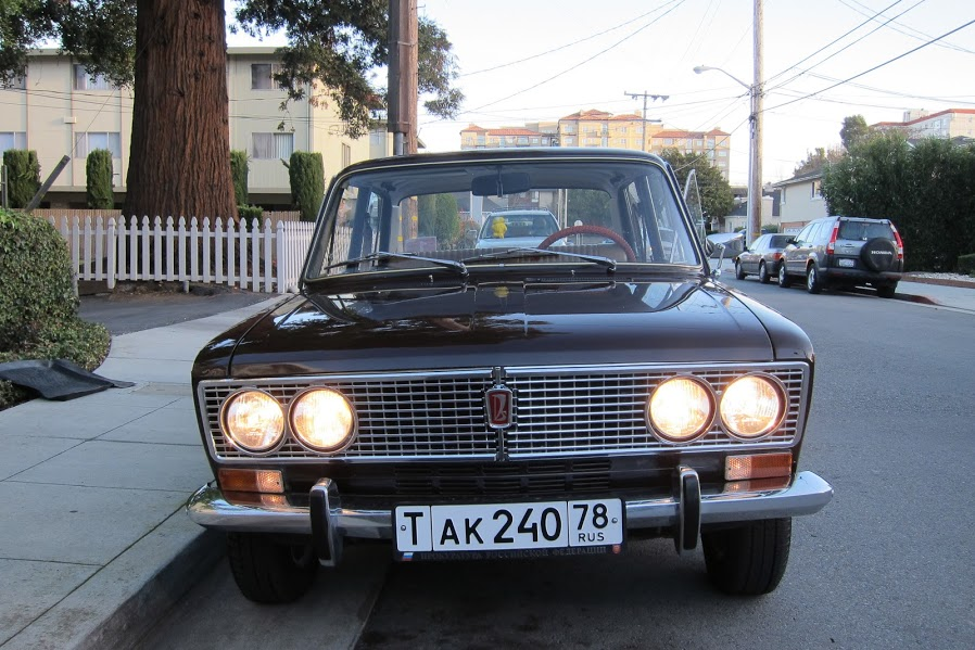 vaz_Front Lights On