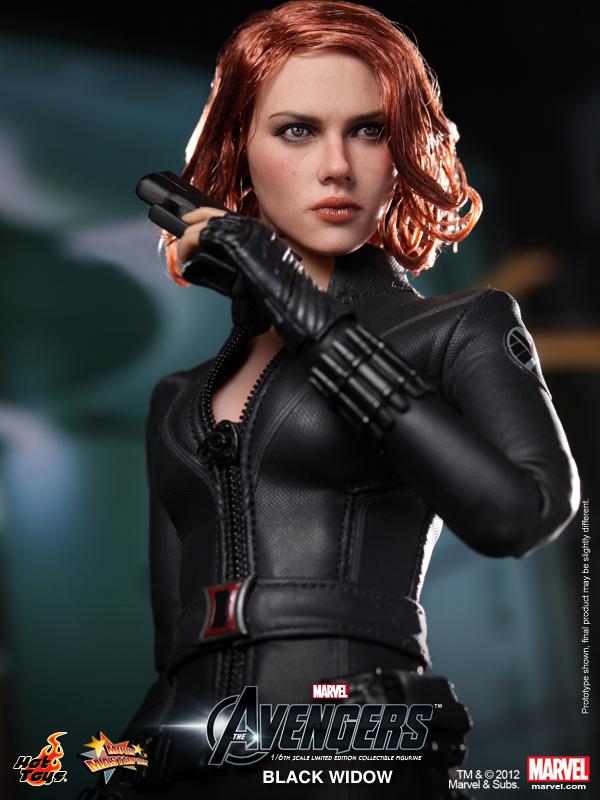 Scarlett Johansson Natasha Romanoff