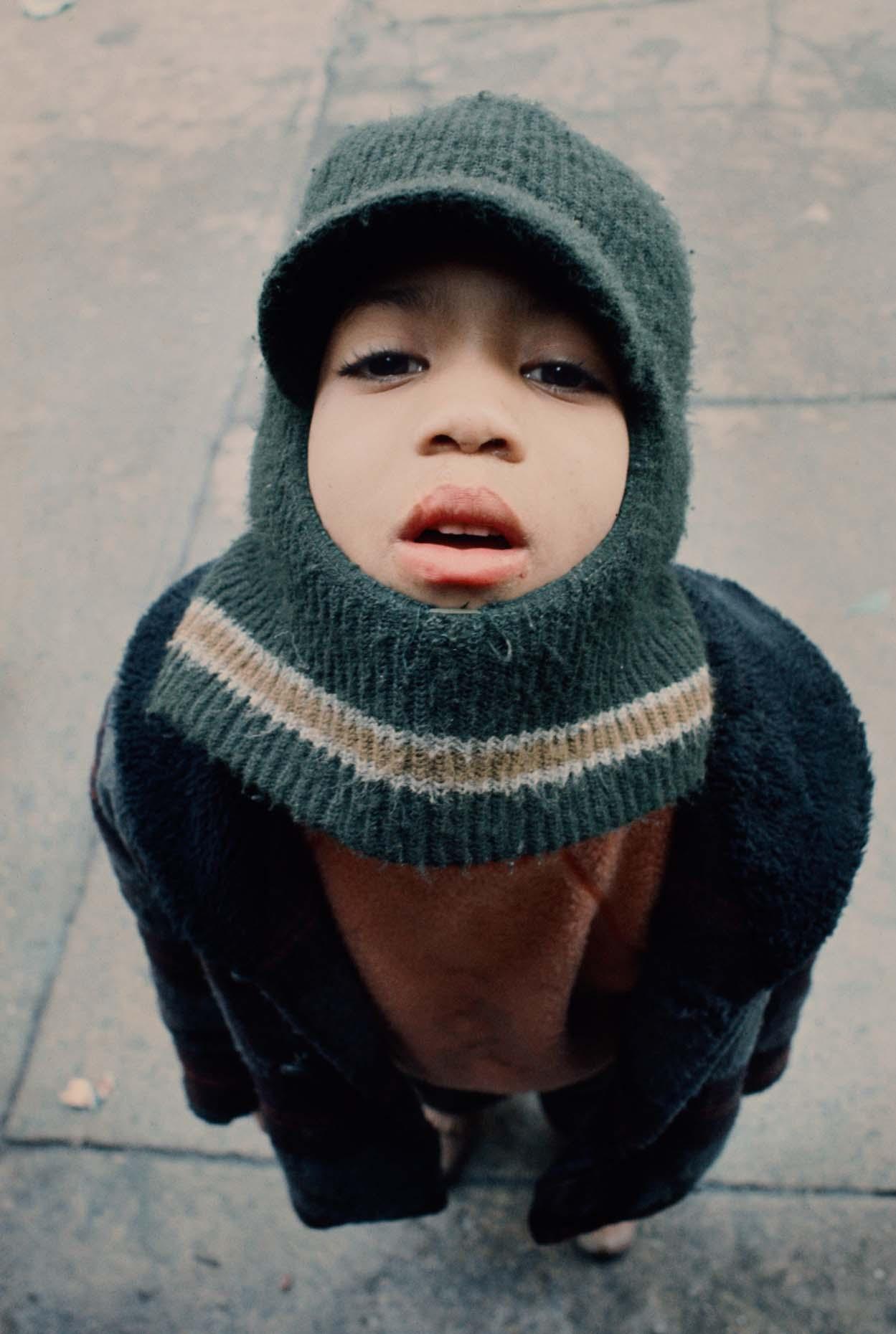 21_Boy, South Bronx, 1970_