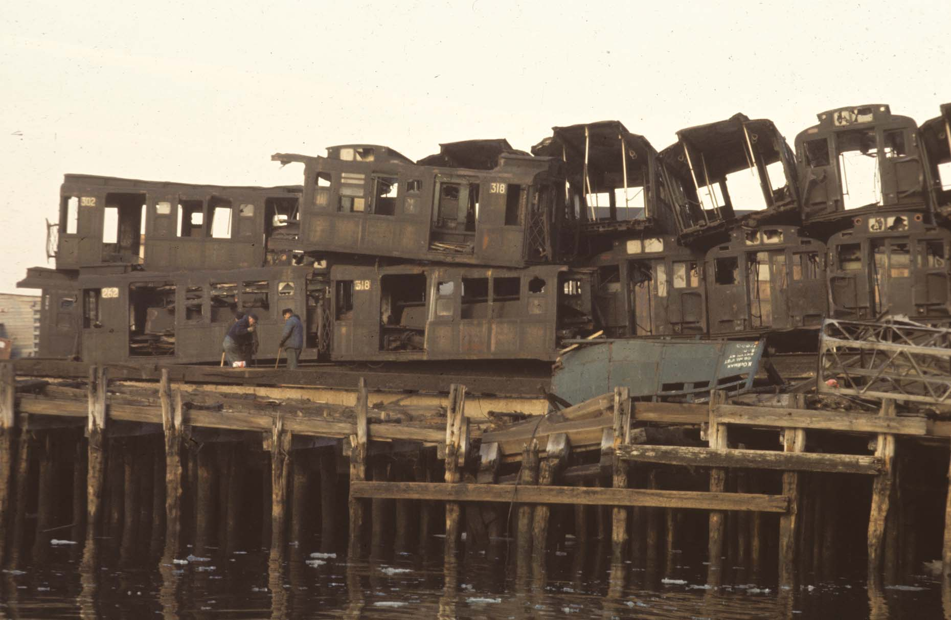 60_Pier, South Brooklyn, 1970_