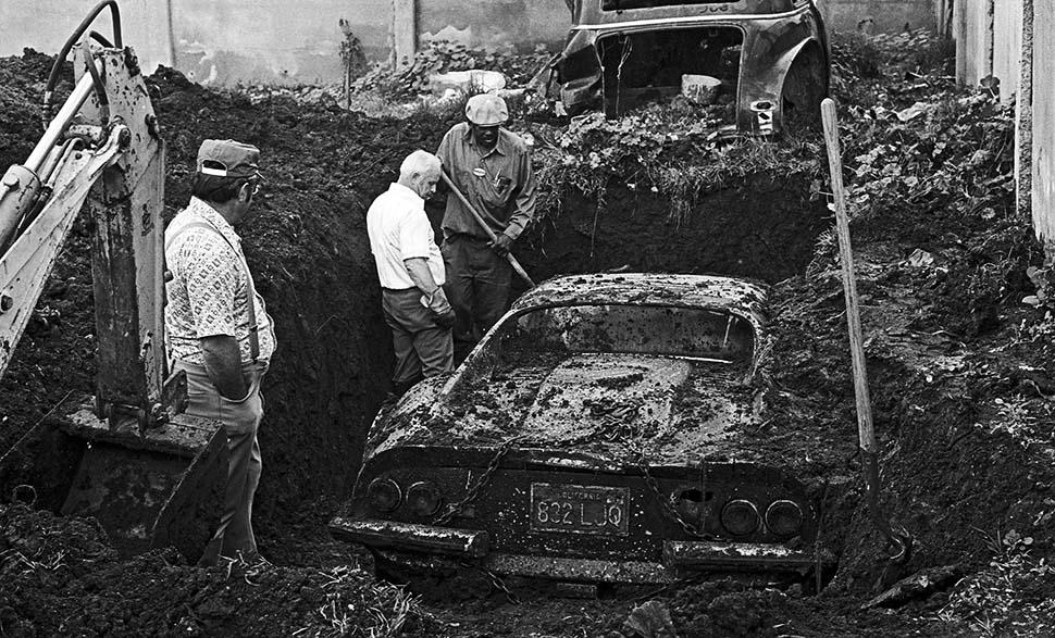 buriedferrari