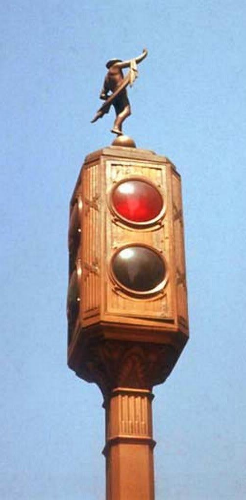 Из истории нью-йоркских светофоров 1931-1965damnit