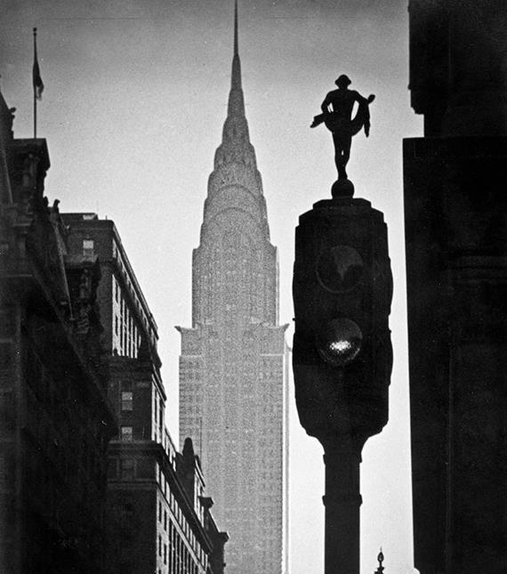 Из истории нью-йоркских светофоров merc